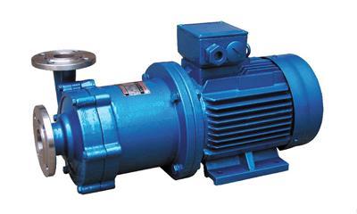 JCQ不(bu)銹鋼磁力泵
