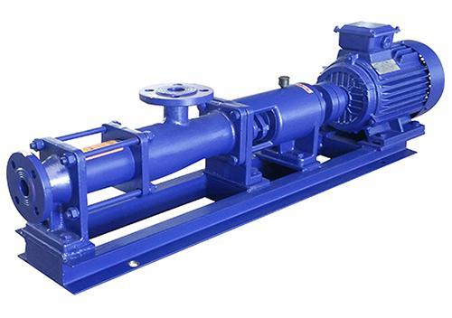 G型系列單螺桿泵