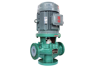 GDF氟塑(su)料管道泵