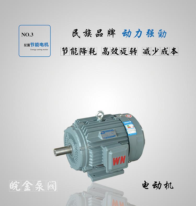 单螺杆泵电机