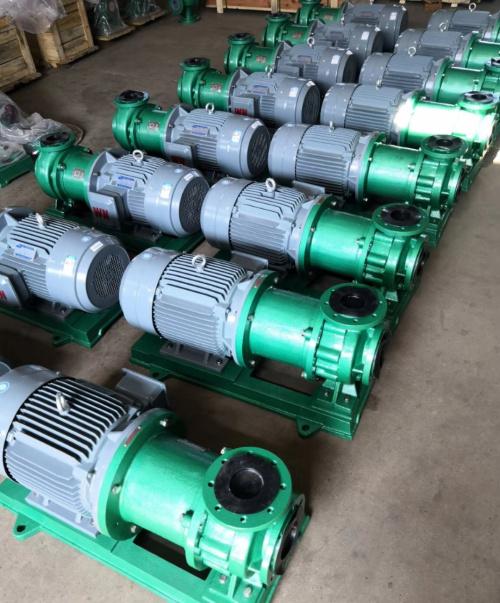 化工防腐磁力泵