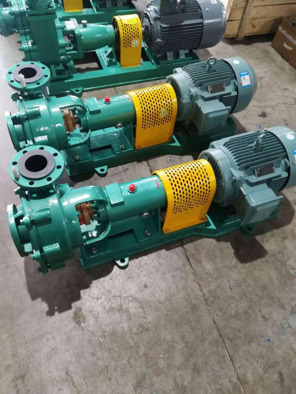 UHB耐腐耐磨砂浆泵