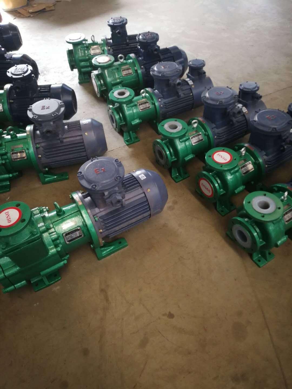 防爆化工泵