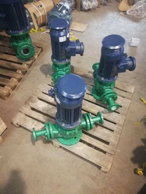大小头连接泵