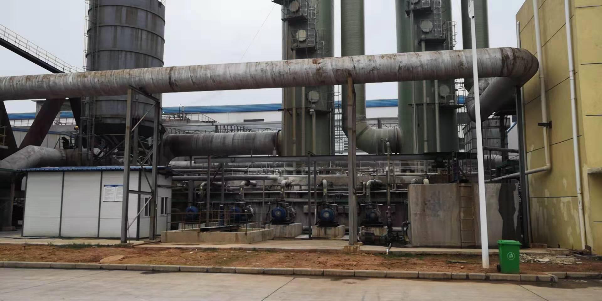 循环化工泵管道
