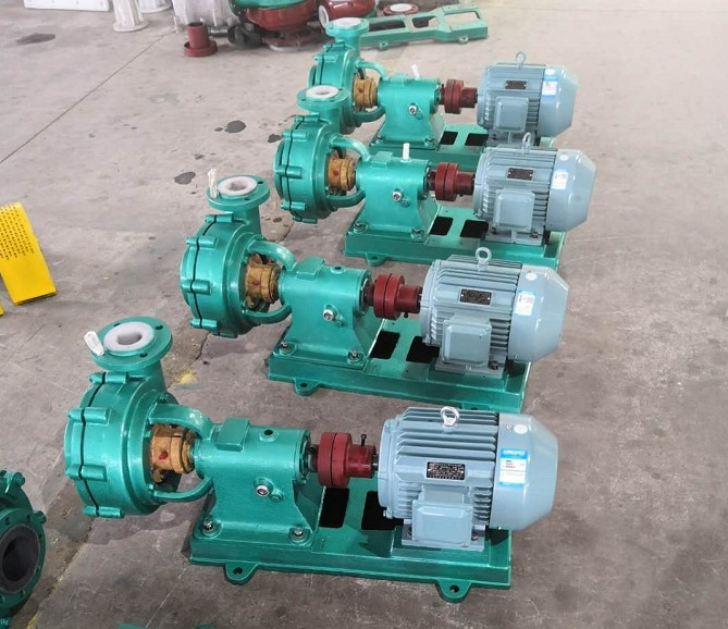 UHB-ZK耐腐耐磨泵