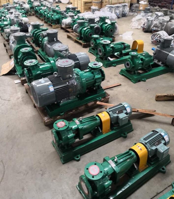 脱硫化工泵