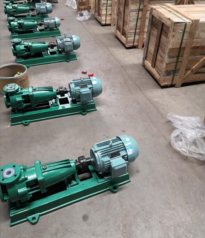 化工脱硫泵