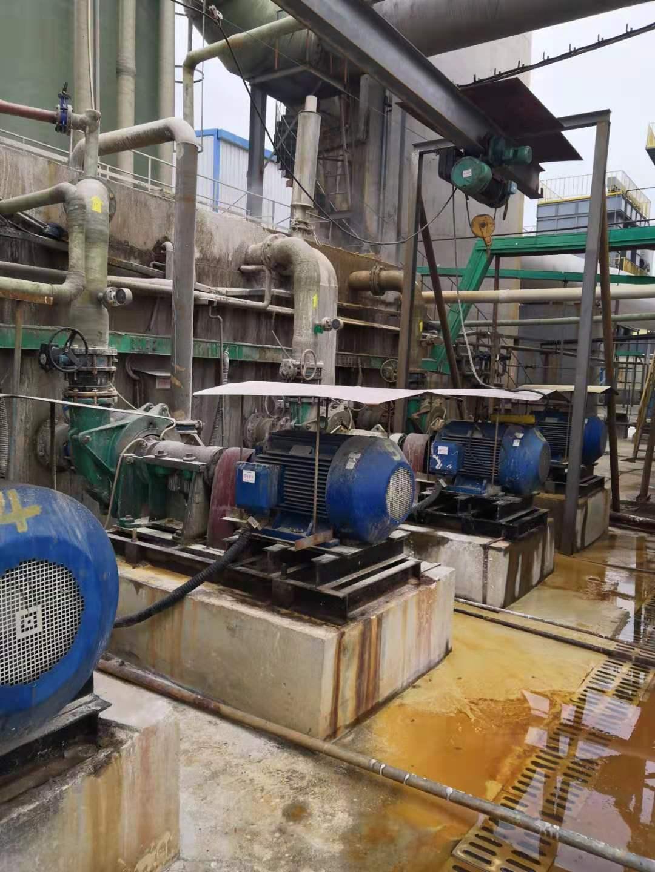 化工脱硫排污泵